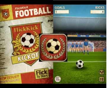 Game VideoReview | Flick Kick Football Kickoff: Swipe, gesture e..palla in rete!