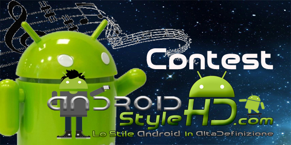 CONTEST   Vinci un Android Robot Mini Speaker!
