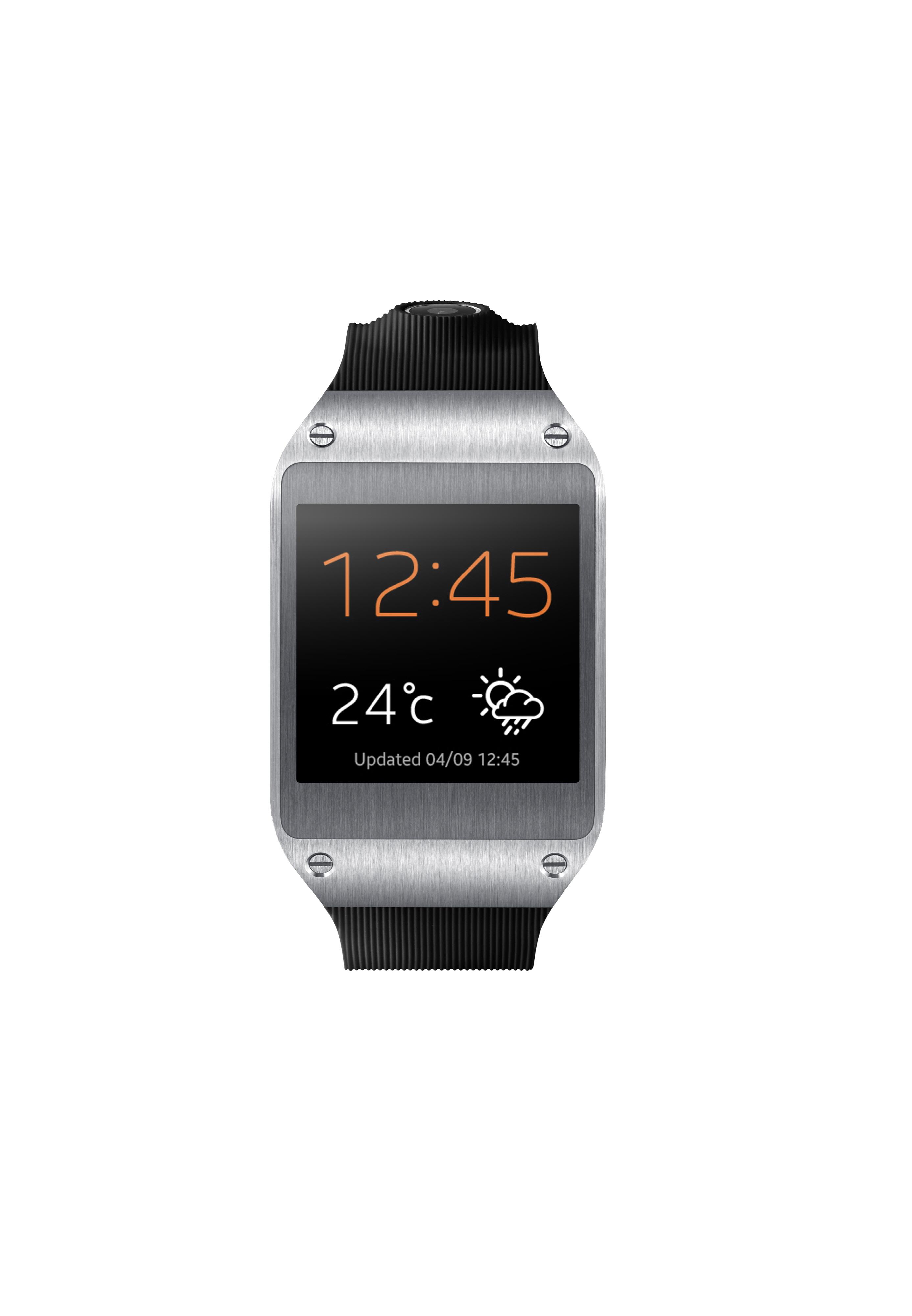 Novità IFA2013| Samsung GALAXY Gear e le sue funzioni