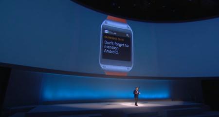 News IFA 2013 | Galaxy Gear: funzionalità e interfaccia ecco il video!