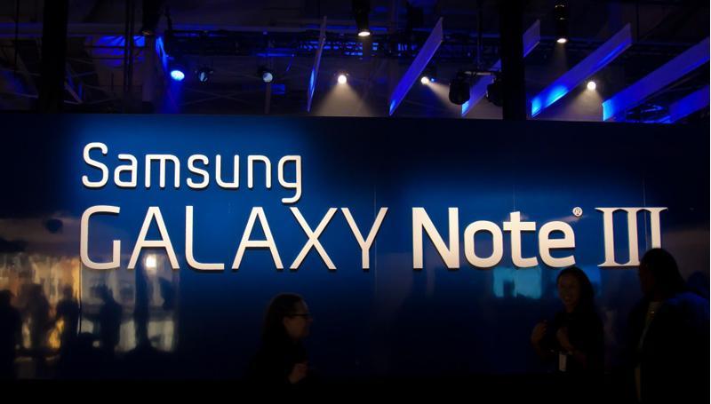 Novità IFA2013| Galaxy Note III: l'ultima versione della line Note
