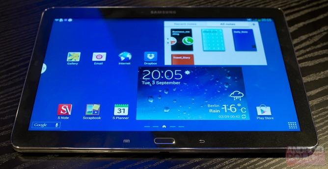 News IFA 2013 | Presentato ufficialmente il Galaxy Note 10.1 edizione 2014 ufficiale: display con risoluzione 2560×1600 e S-Pen