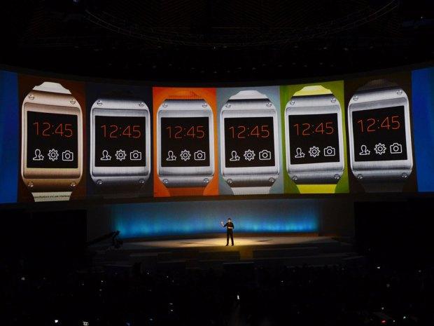 Novità IFA2013| La famiglia Galaxy si arricchisce del nuovo Samsung Galaxy Gear