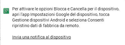 Gestione dispositivi Android (2)