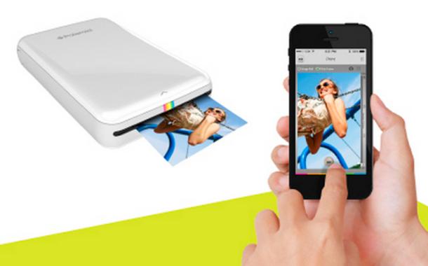 Polaroid presenta la stampante portatile ed economica !