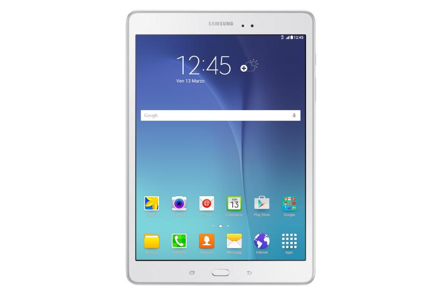 Samsung Galaxy Tab A_front