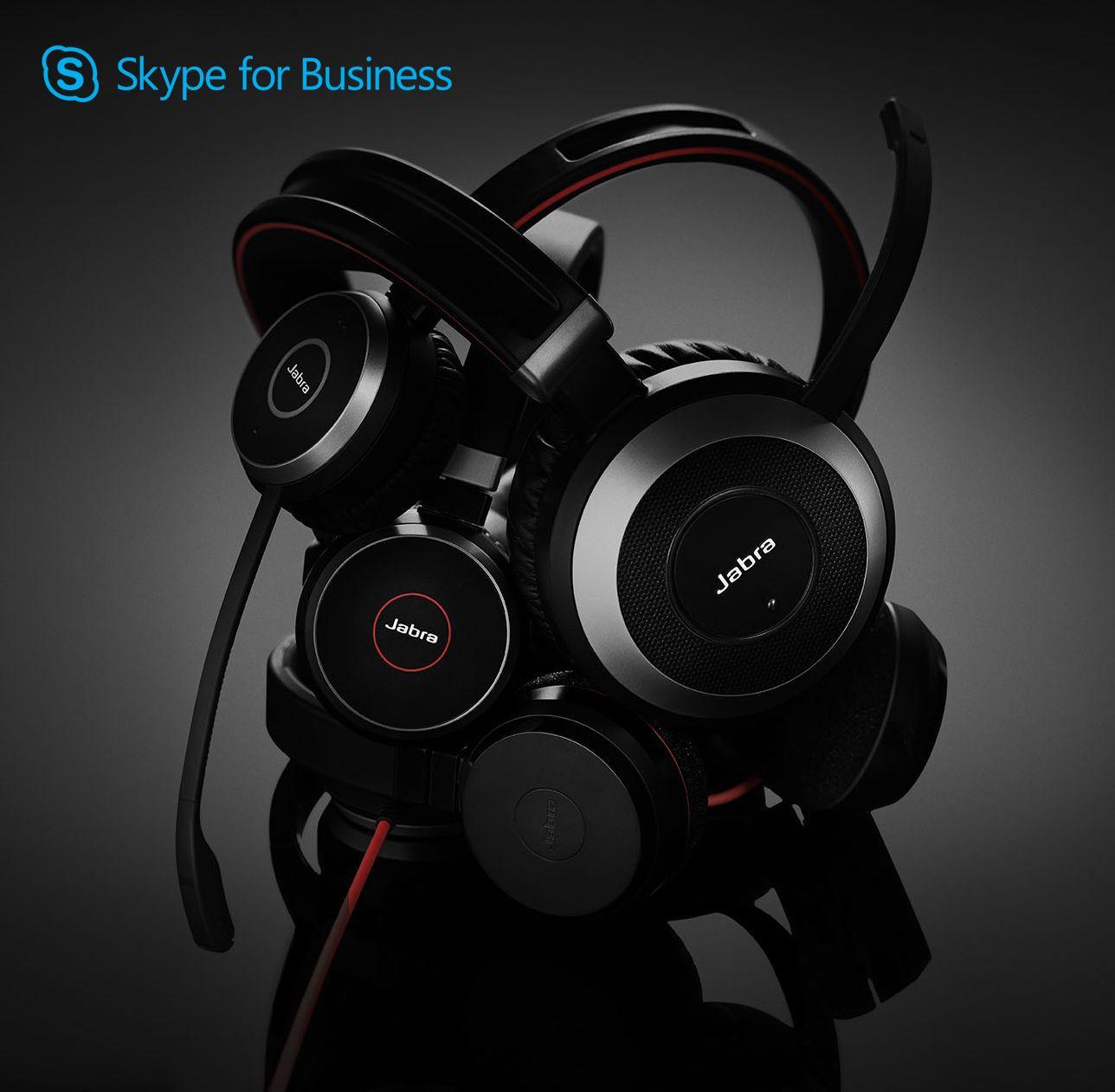 Evolve_family_skype for business