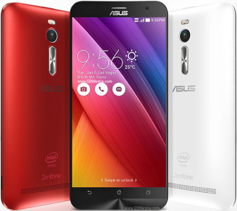 Asus Zenfone 2 ZE551ML Red
