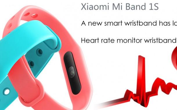 La nuova Xiaomi Mi Band 1S con cardiofrequenzimetro in vendita su gearbest!