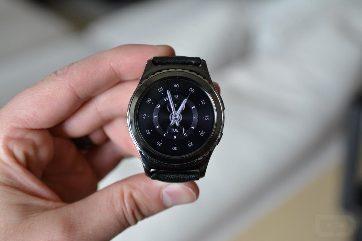 Smartwatch Gear S2 Classic 3G