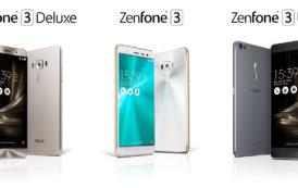 Asus lancia ZenFone 3, ZenFone 3 Delux e ZenFone 3 Ultra. Top di gamma al prezzo di un entry level!