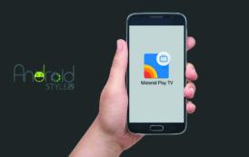 Material Play TV: La TV come non l'hai vista mai, su uno smartphone!