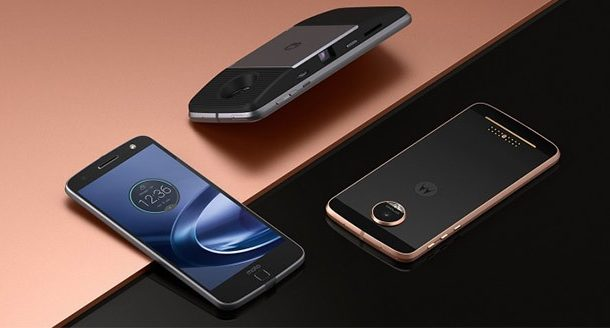 Lenovo Moto Z Video Recensione Completa in Italiano