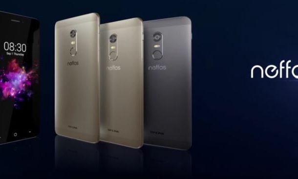 Anche TP-Link entra nel mondo degli smartphone con la sua gamma Neffos