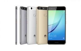 Huawei presenta i nuovi smartphone Nova ad IFA 2016