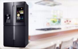 Una casa più smart con gli elettrodomestici Samsung