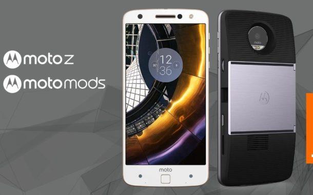 Moto Z Play e Hasselblad True Zoom: la nuova era per la tecnologia mobile