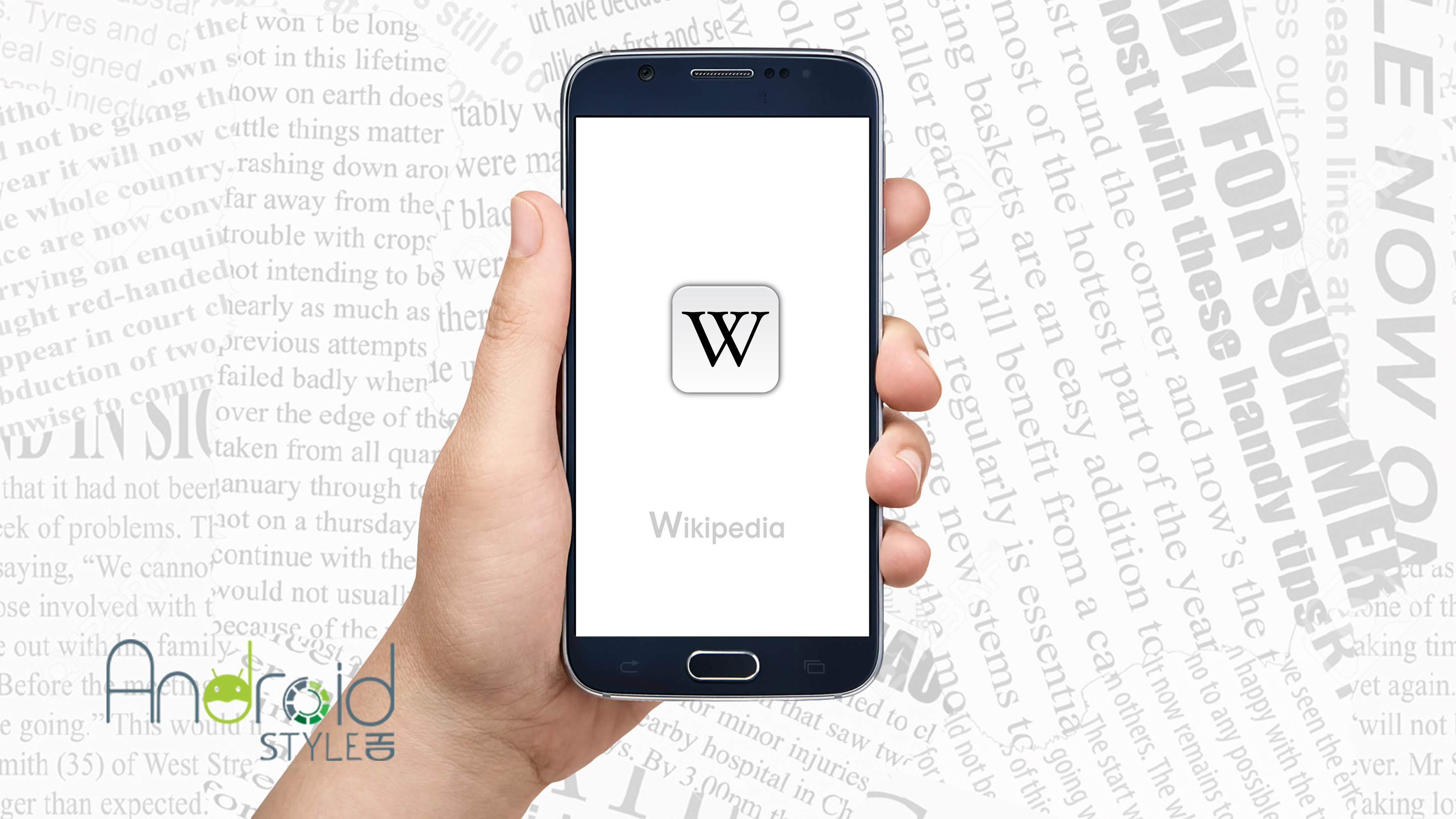 Aggiornamento Wikipedia Android App con miglioramenti nell'interfaccia e nella navigazione