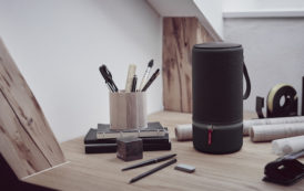 """Nordic Black"": il nuovo speaker wireless ZIPP"