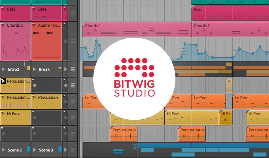 Bitwig Studio, una DAW vicina alla produzione e ai musicisti