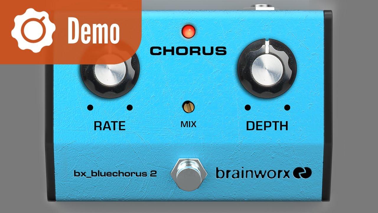 Recensione Brainworx Bluechorus 2 Plugin Alliance