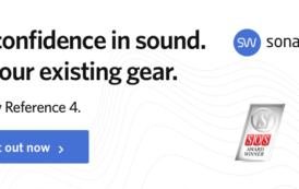 Sonarworks Reference 4: rilasciata la quarta versione del software di calibrazione acustica