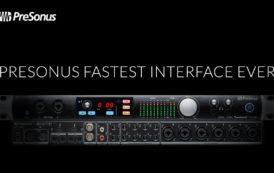 Presonus annuncia il rilascio dell'interfaccia audio Quantum 2 Thunderbolt